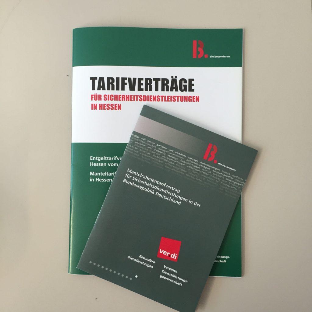 Neue Tarifverträge online • WaSi-Hessen.de